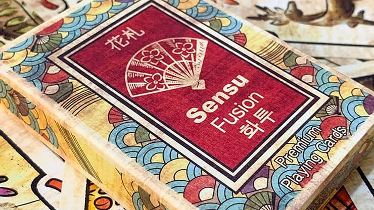 Sensu Fusion Playing Cards - magic