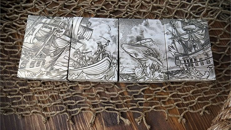 Seven Seas Master Collection Playing Cards