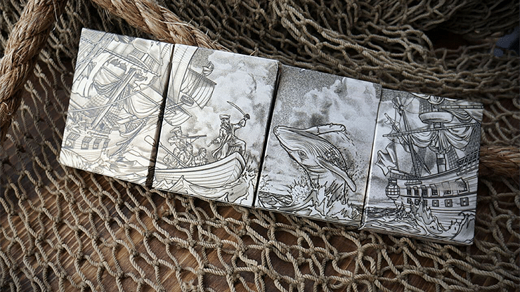 Seven Seas Master Collection Playing Cards - magic