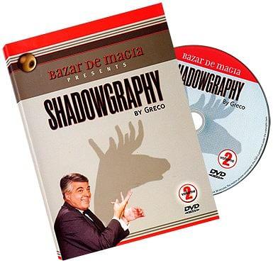 Shadowgraphy Volume 2 DVD - Carlos Greco - magic