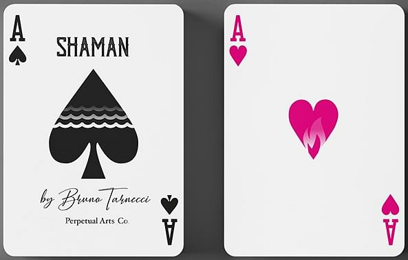 Shaman Playing Cards