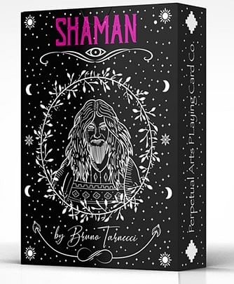 Shaman Playing Cards - magic
