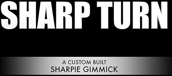 Sharp Turn - magic