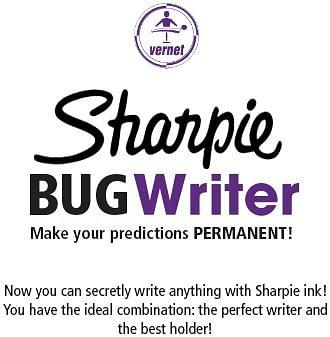 Sharpie BUG Writer - magic