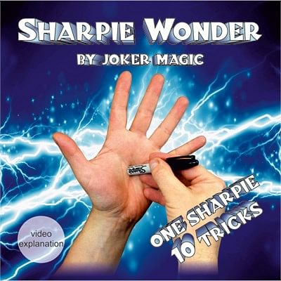 Sharpie Wonder - magic