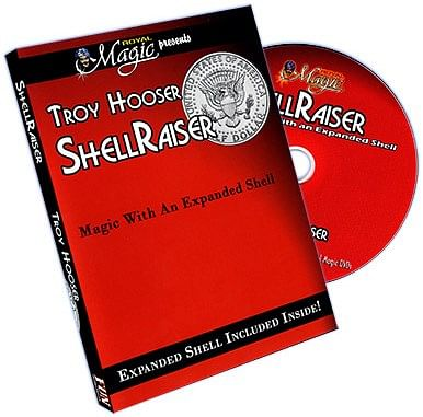 Shellraiser - magic