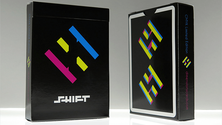 SHIFT Playing Cards - magic
