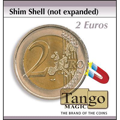 Shim Shell - 2 Euro Coin - magic