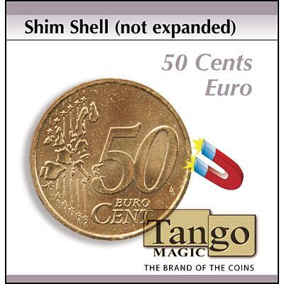 Shim Shell - 50 Euro Cents Coin - magic