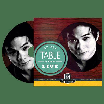 Shin Lim Live Lecture DVD - magic