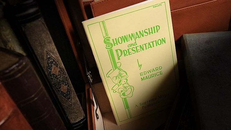 Showmanship and Presentation