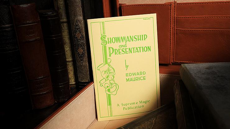 Showmanship and Presentation - magic