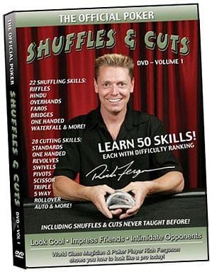 Shuffles & Cuts - - magic