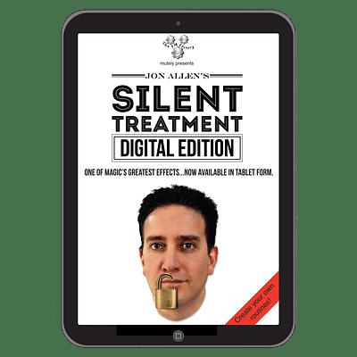 Silent Treatment (Digital Edition) - magic
