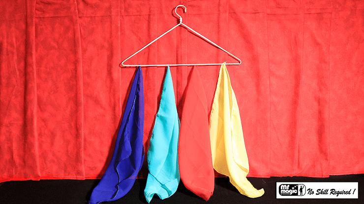 Silk Off Hanger - magic