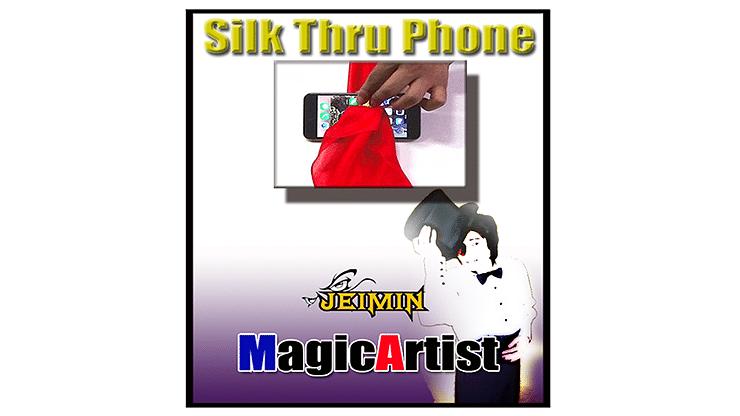 Silk Thru Phone - magic