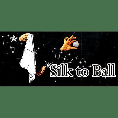 Silk to Ball (White) - magic