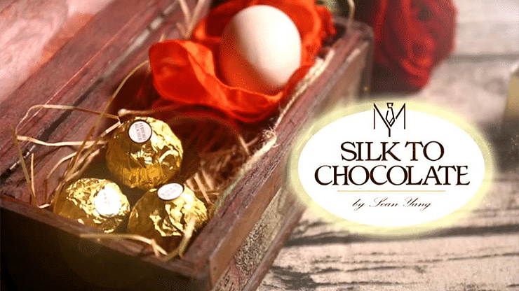 Silk to Chocolate - magic