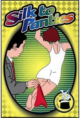 Silk to Panties - magic