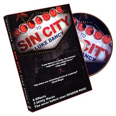 Sin City - magic