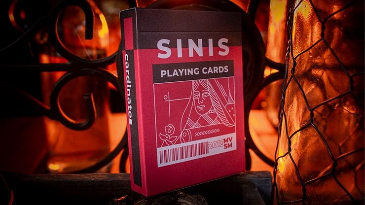 SINIS Playing Cards - magic