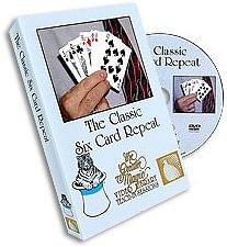 Six Card Repeat - Greater Magic Teach In - magic