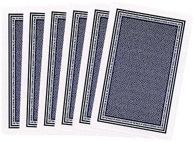 Six Card Repeat - magic