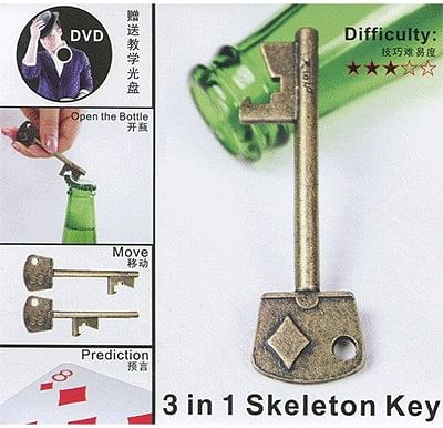 Skeleton Key - magic