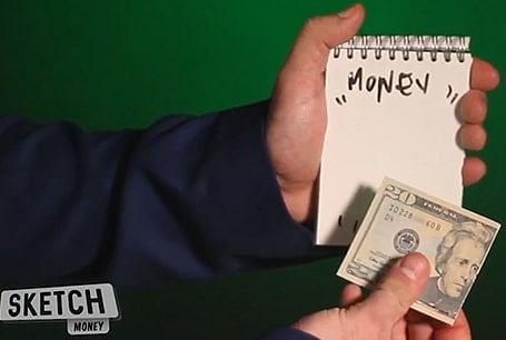 SKETCH MONEY