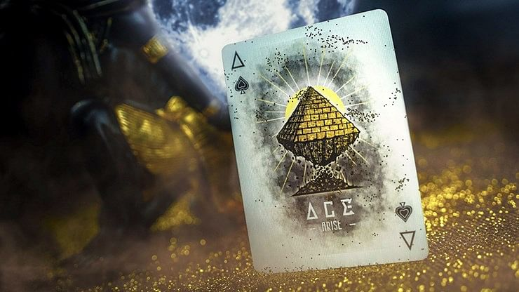 Ancient Egypt Playing Cards - magic