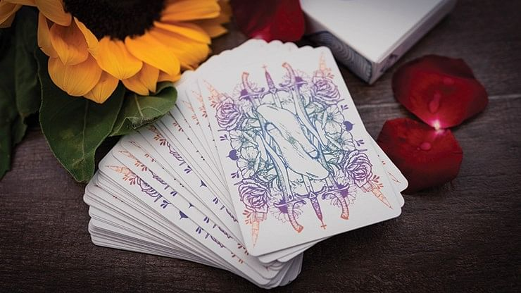 Daily Life  Playing Cards