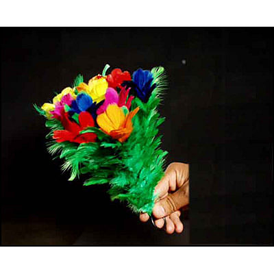 Sleeve Bouquet (10 Flowers) - magic