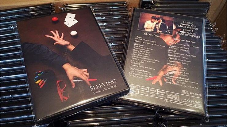 Sleeving (2 DVD Set) - magic