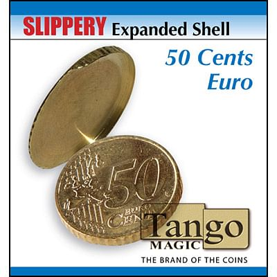 Slippery Expanded Shell - 50 Euro Cent Coin - magic
