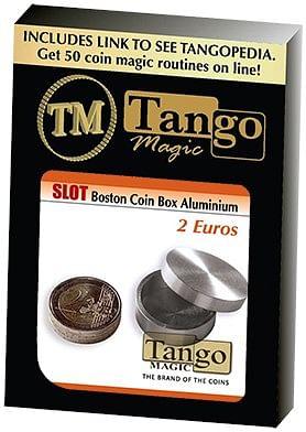 Slot Boston Box 2 Euro Aluminum - magic