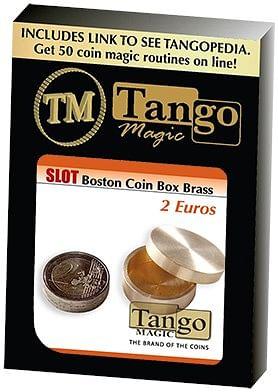 Slot Boston Box Brass 2 Euro - magic