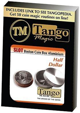 Slot Boston Box Half Dollar Aluminum - magic