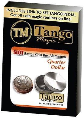 Slot Boston Box Quarter Aluminum - magic