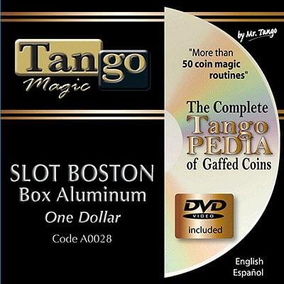 Slot Boston Coin Box  One Dollar - magic