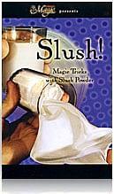 Slush Powder book - magic