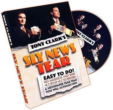 Sly News Tear - magic