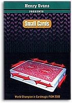 Small Card Trick Henry Evans - magic