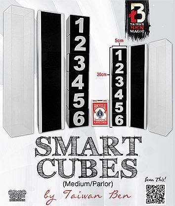 Smart Cubes - magic