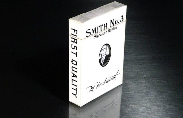 Smith No. 3 Playing Cards - magic
