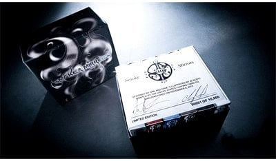 Smoke and Mirrors Deluxe Limited Edition Card Collection - magic