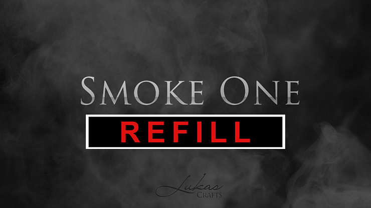 Smoke One Cotton Coil Refills - magic