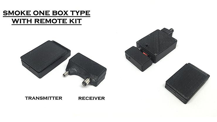 Smoke One Remote Kit - magic