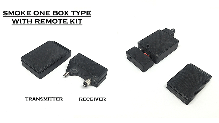 Smoke One Remote Kit - magic