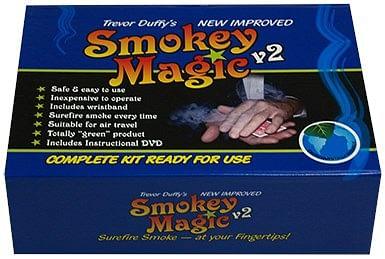 Smokey Magic Version 2 - magic