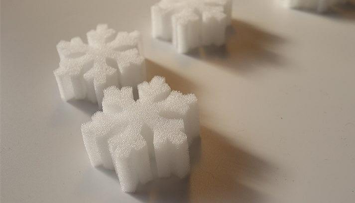 SNOWFLAKE SPONGES